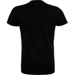 Hardcore Training Shadow Boxing Black White Grey T-Shirt Men's
