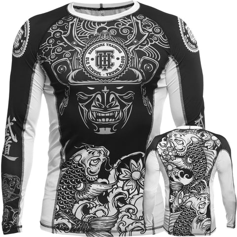 Hardcore Training Koi Rash Guard Men's