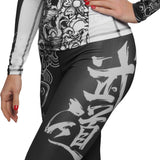 Hardcore Training Koi Compression Pants Women