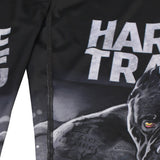 Hardcore Training Ground Shark The Moment of Truth Compression Pants Men's