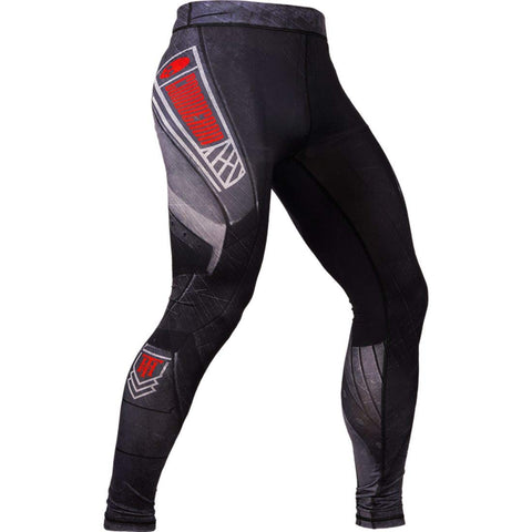 Hardcore Training Compression Pants Men's Cyber 2.0