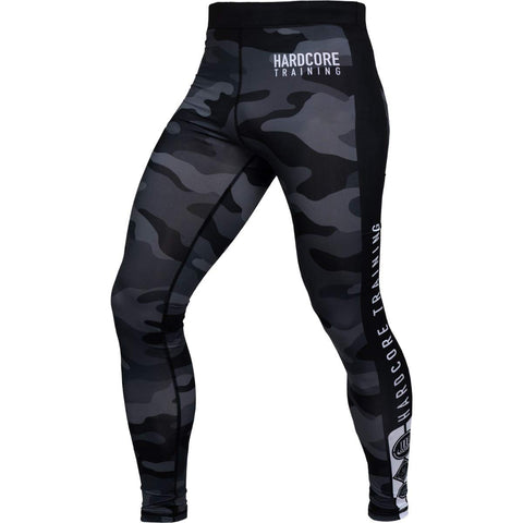 Hardcore Training Compression Pants Night Camo 2.0 Men's