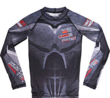 Hardcore Training Rash Guard Kids Cyber 2.0