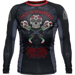 Hardcore Training Revolvers Rash Guard Men's