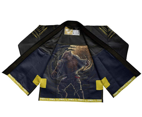 Raven Fightwear BJJ Gi Horror Werewolf Men's