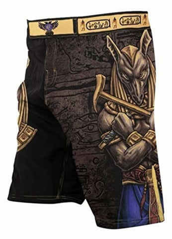 Raven Fightwear Fight Shorts Men's Gods of Egypt Seth