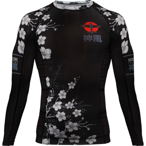 Hardcore Training Rash Guard Sakura Men's