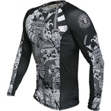 Hardcore Training Koi 2.0 Rash Guard Men's