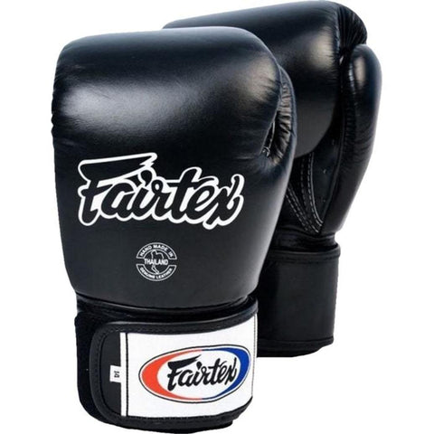 Fairtex BGV1 Breathable Gloves - Muay Thai Kickboxing MMA Training Boxing Equipment Gear For Martial Art