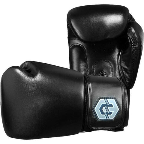Boxing Gloves Absolute Weapon X Twins Black Edition Kickboxing MMA Muay Thai Sparring Fight