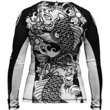 Hardcore Training Koi Rash Guard Women