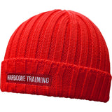 Hardcore Training Men's Outdoor Winter Hat Black Blue Yellow Red Orange