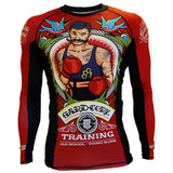 Hardcore Training Old Tattoo 2.0 Rash Guard Men's