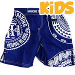 Hardcore Training Ta Moko Boxing Shorts Kids