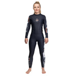 Tatami Fightwear Women Long Sleeve Rashguard Tropic
