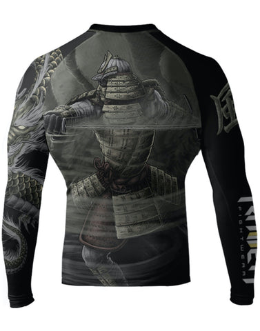 Raven Fightwear Rash Guard Elements Wind Men's