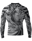 Raven Fightwear Irezumi 2.0 Rash Guard Men's