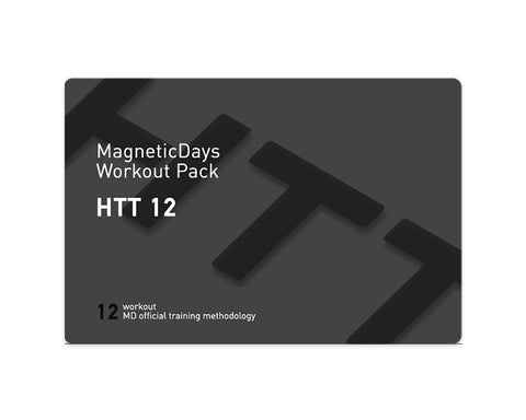 HTT 12 trainings package