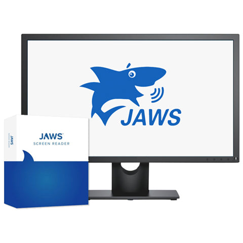 JAWS®  Screen-Reading Software (Professional)