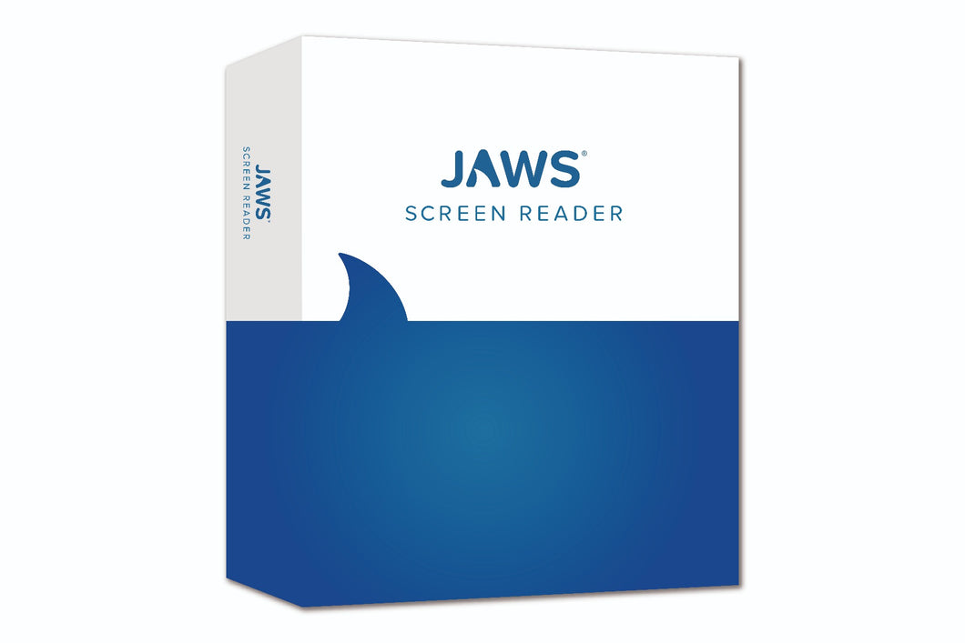 90-days License of JAWS for Windows