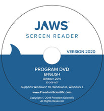 Load image into Gallery viewer, 90-days License of JAWS for Windows