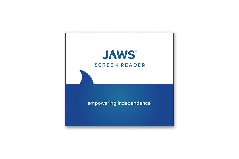 JAWS Screen-Reading Software (Home Edition)