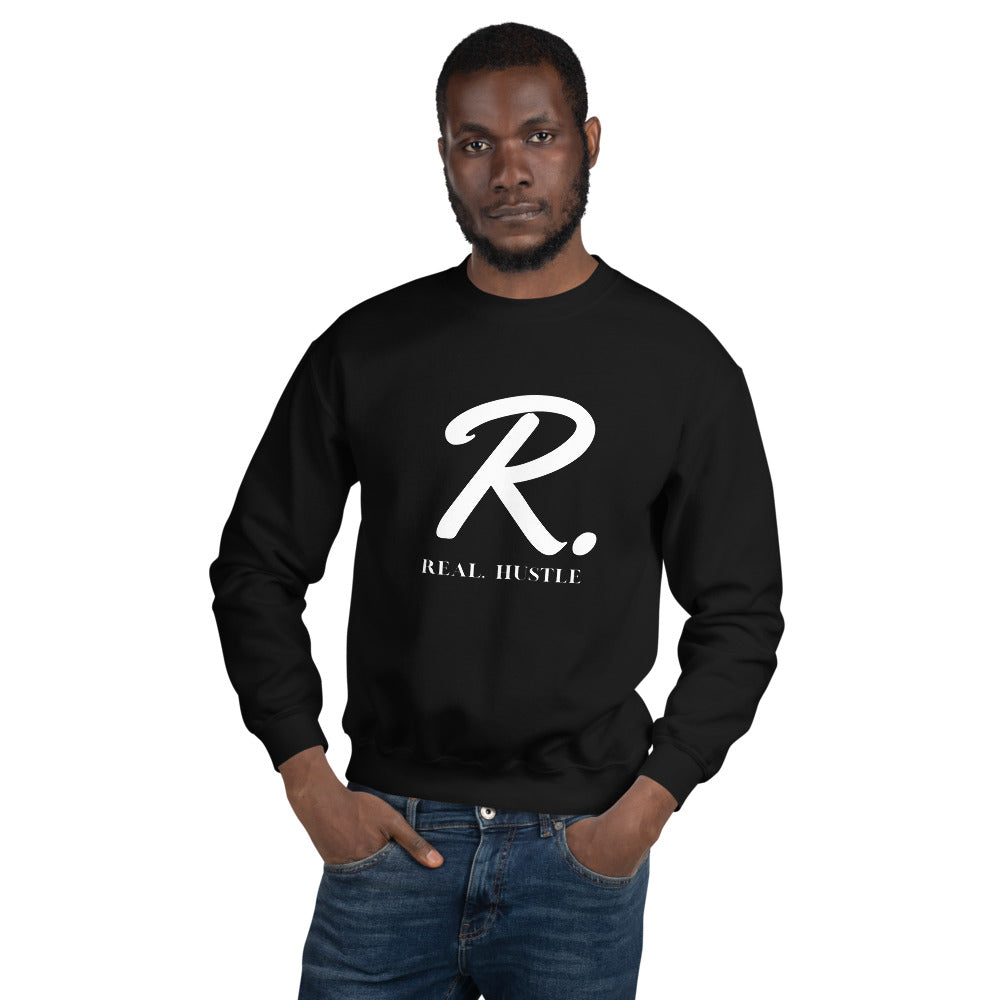Men's Real. Hustle Sweatshirt