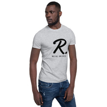 Load image into Gallery viewer, Real. Hustle Men's T-Shirt