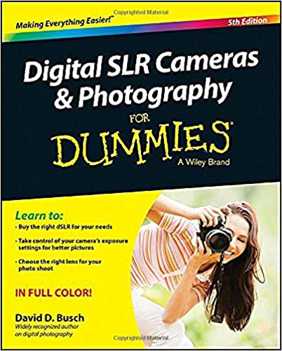 Digital SLR Cameras & Photography