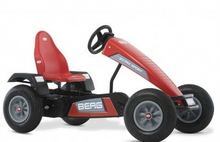 Load image into Gallery viewer, Berg Extra Sport Red E-BFR - Electric Ride On