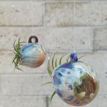 Load and play video in Gallery viewer, Engraved mushroom air plant mini ornament