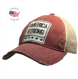 America Strong Hat