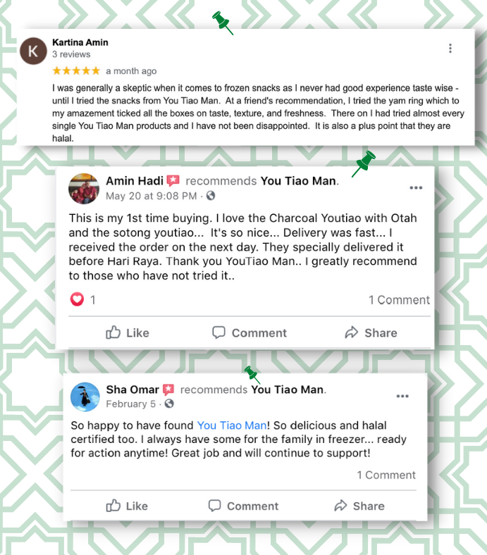 Happy Customers Review Mobile