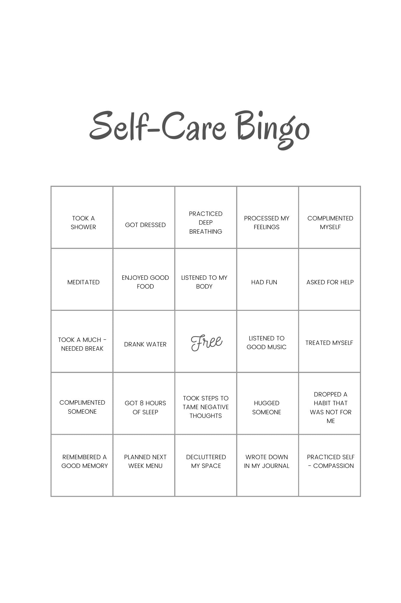 Self Love is the Greatest Middle Finger of All Time - Self Care and Gratitude Journal