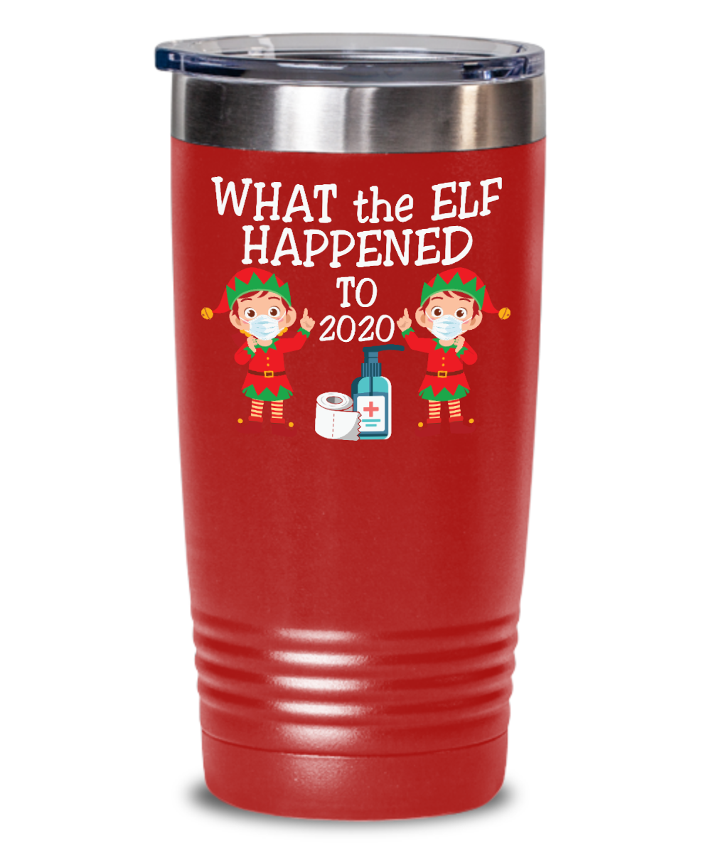 What The Elf Happened To 2020 - Tumbler