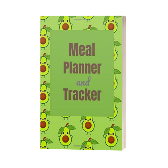 Meal Planner and Tracker: Plan and Track Weekly Meals