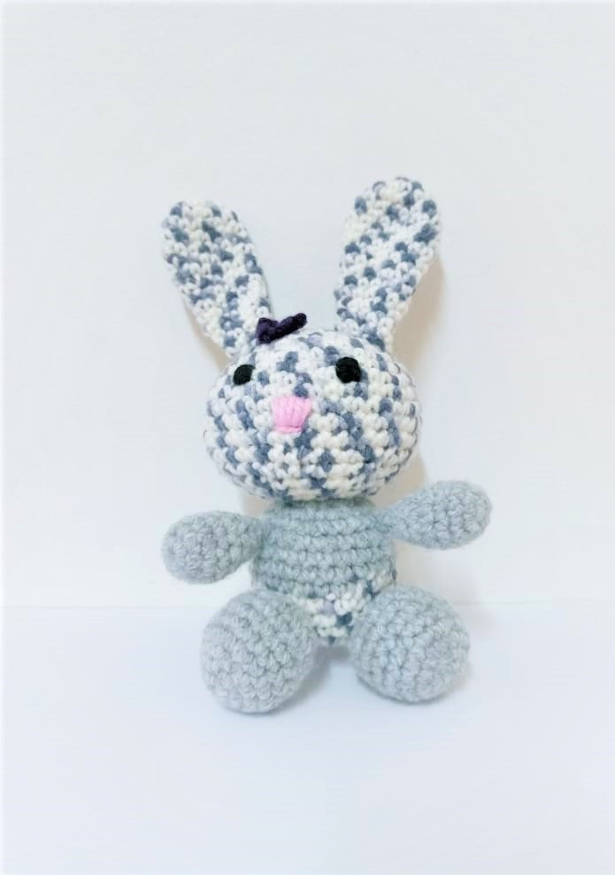 Crochet Stuffed Toy ID: 125001