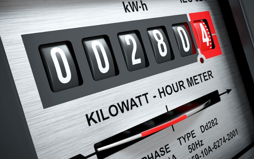 Electromagnetic Electricity Meter