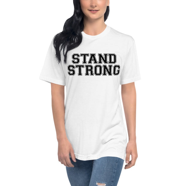 Stand Strong varsity mens t-shirt