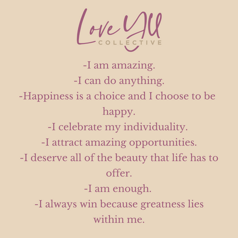 daily affirmations to inspire black women by love yu collective