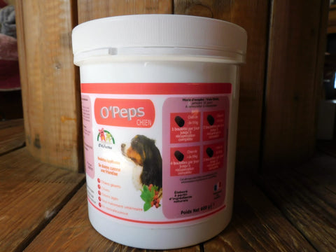 O'peps chien