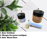Coffret : pause cocooning- peau à imperfections