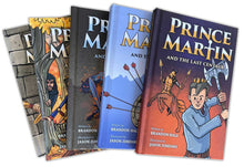 Load image into Gallery viewer, The Prince Martin Epic (5 book set)