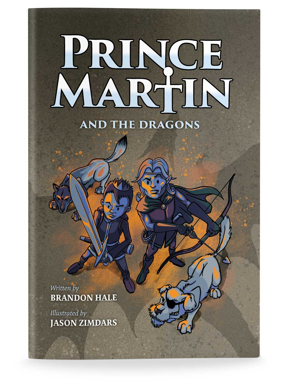 Prince Martin and the Dragons