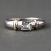 Hand Crafted Diamond Ring