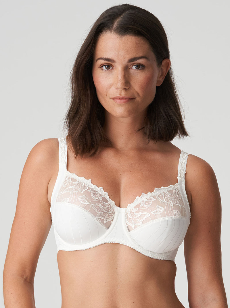Deauville Full Cup Bra - Natural