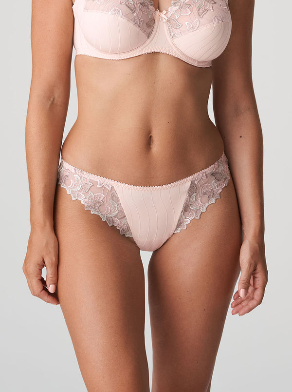 Deauville Thong - Silky Tan
