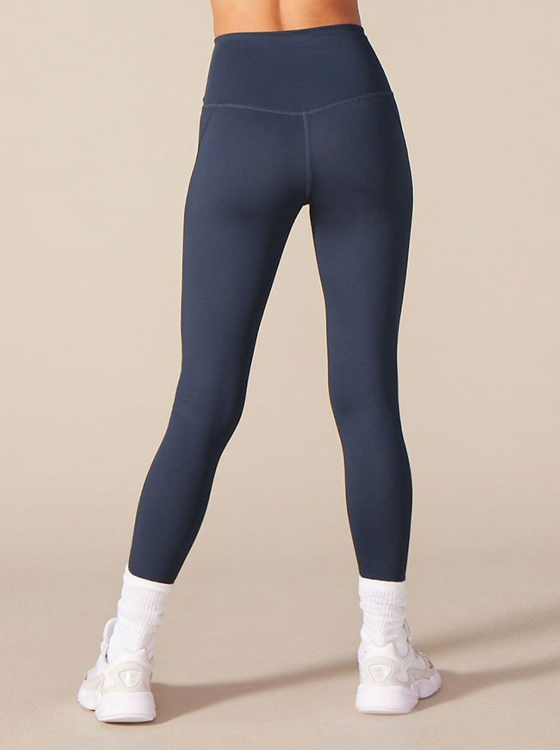 Compressive 7/8 leggings - Midnight