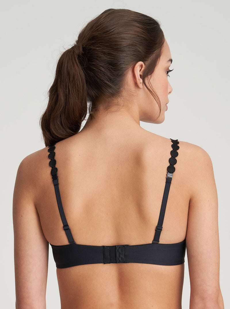 Tom Balcony Bra - Black