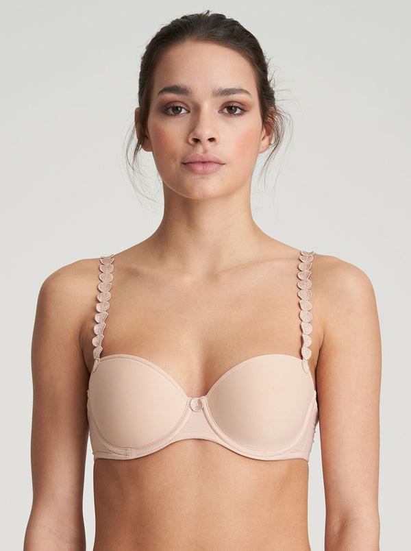 Tom Balcony Bra - Caffe Latte